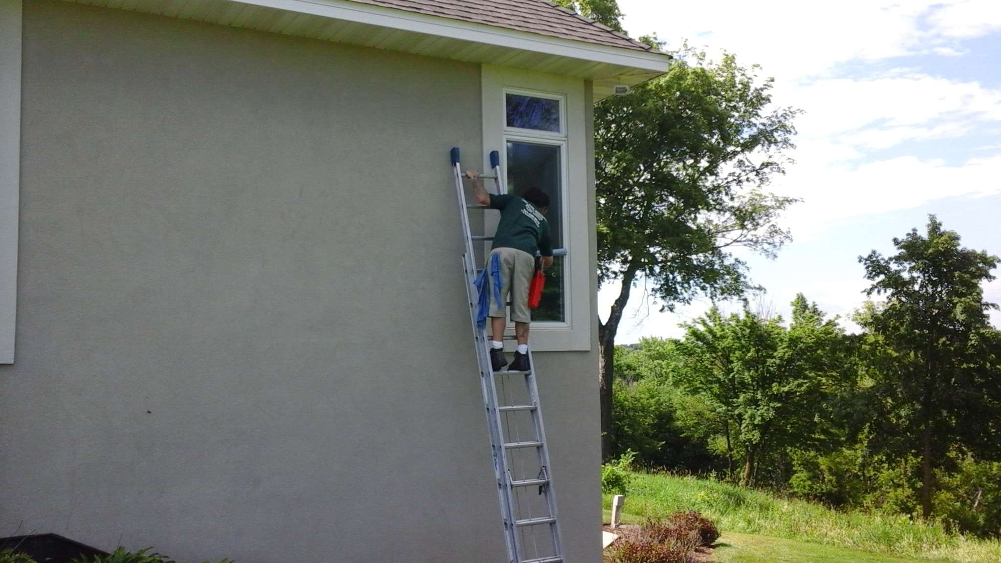 Window Cleaning Lions Share Maintenance Exterior