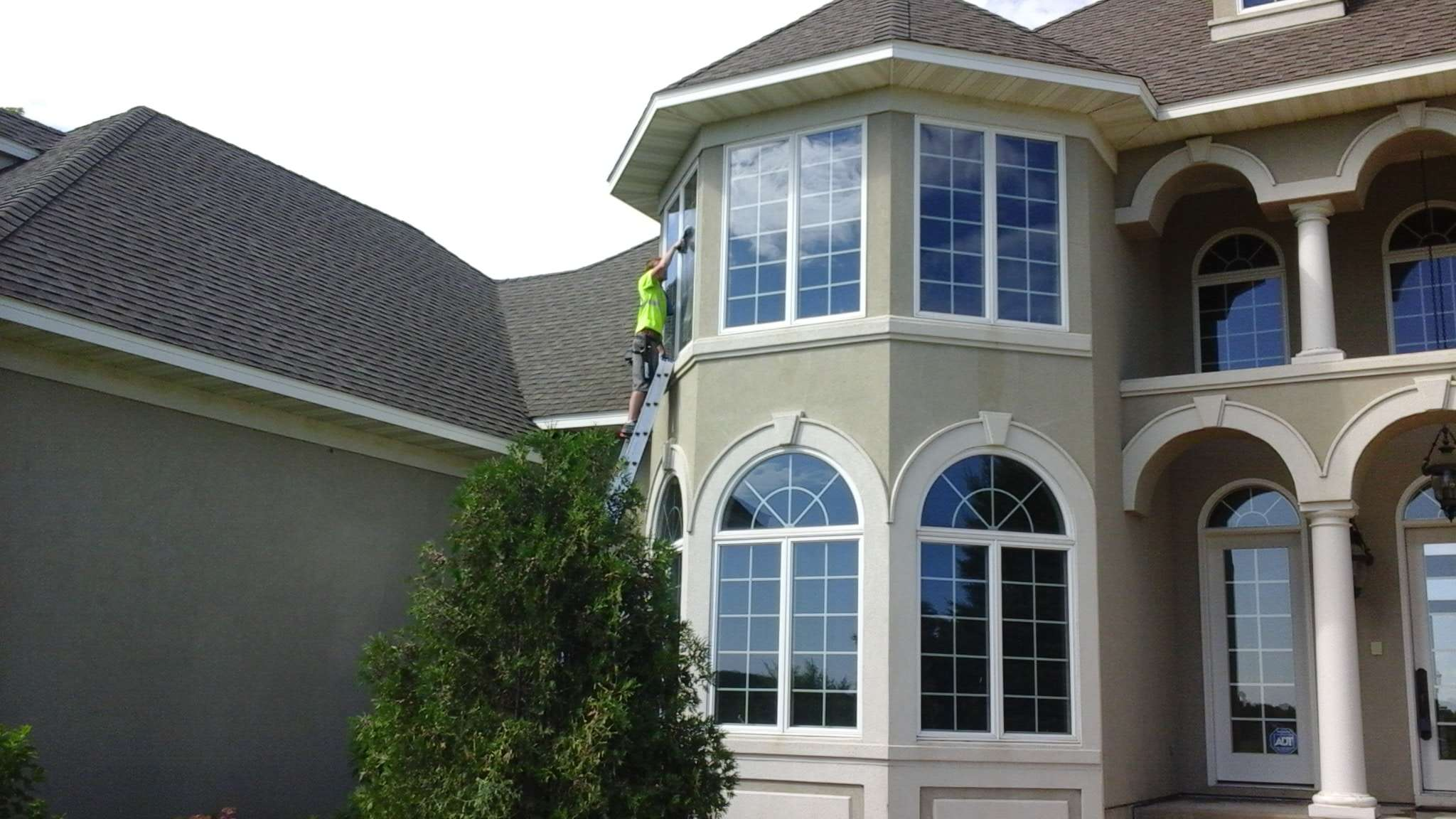 Cleaning Exterior Windows From Inside How To Clean