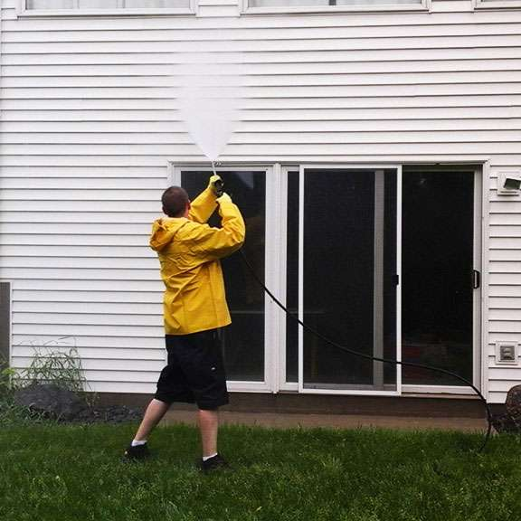 St. Paul and Minneapolis MN pressure washing services