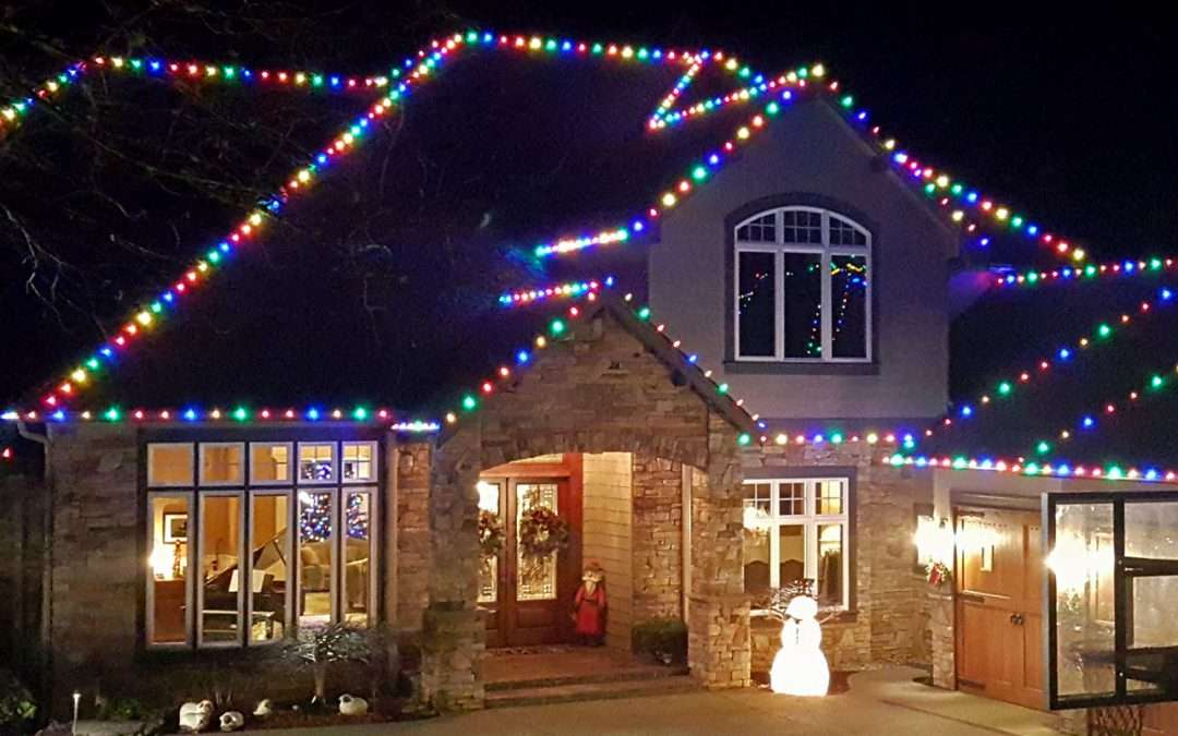 Avoid the Hassle of Installing and Uninstalling Holidays Lights This Season!