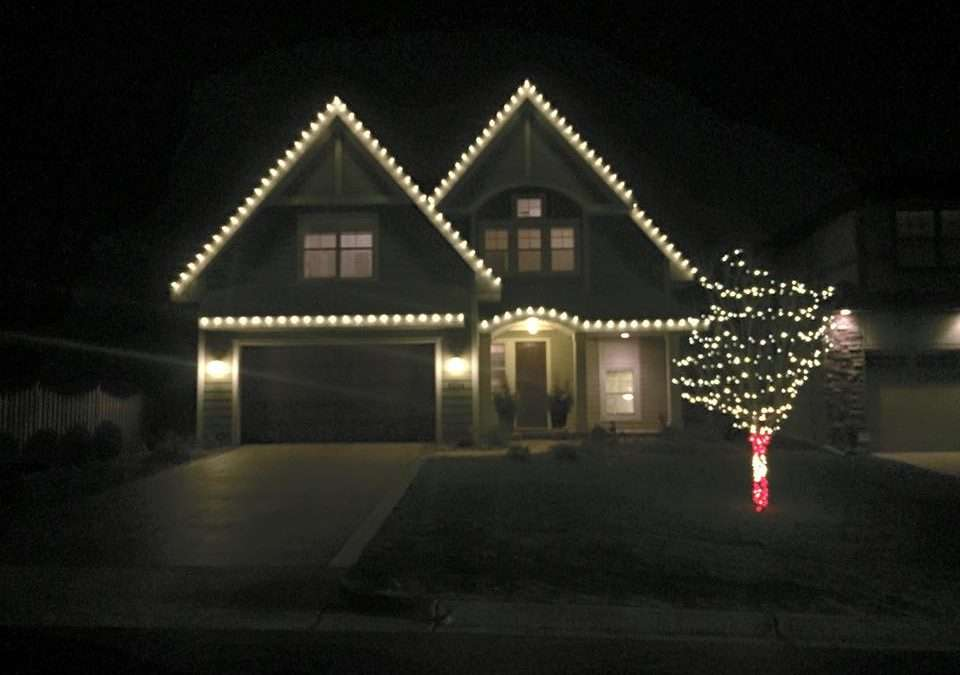 What Are the Benefits of Hiring A Professional Holiday Lighting Company?