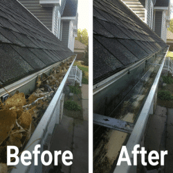 Don't Leave Your Gutters Dirty Until They're Too Late!