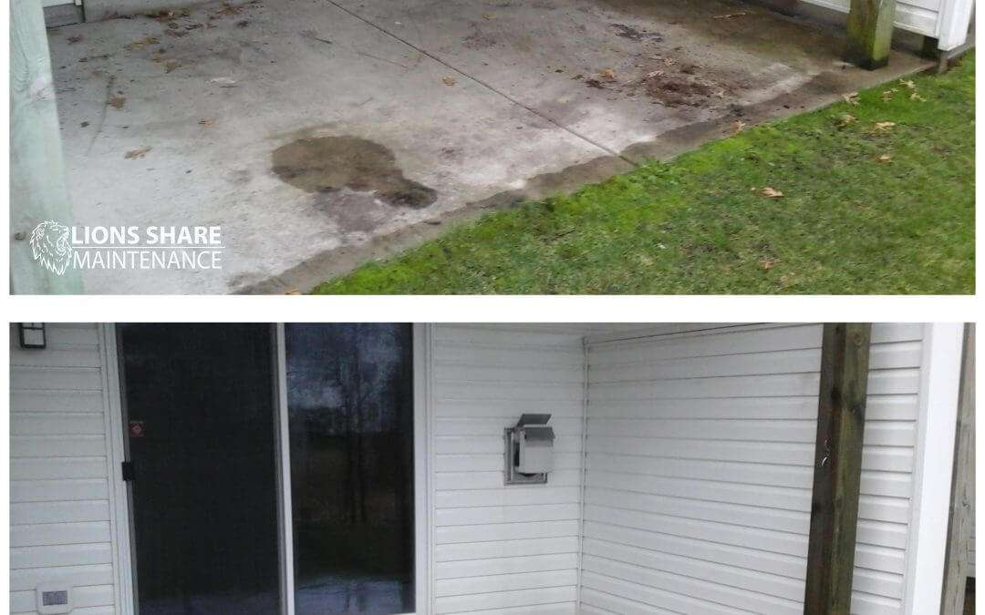 What Is The Difference Between Power Washing and Pressure Washing?
