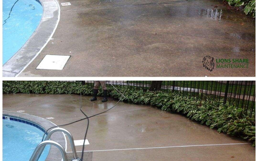 Why Should You Pressure Wash Your Property This Spring?