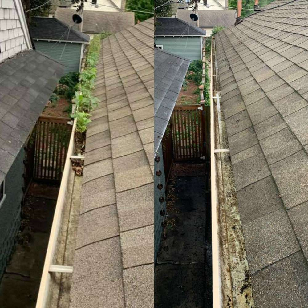 Tired of Dirty and Blocked Gutters? Then It's Time to Call the Professionals!