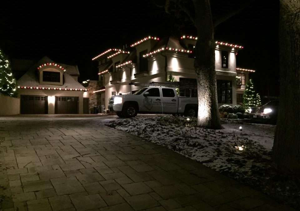 What Holiday Lighting Could You Experience with A Professional Lighting Company?